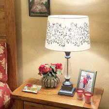 Easy Lamp Upcycle