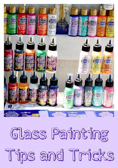 Can You Use Puffy Paint On Glass
