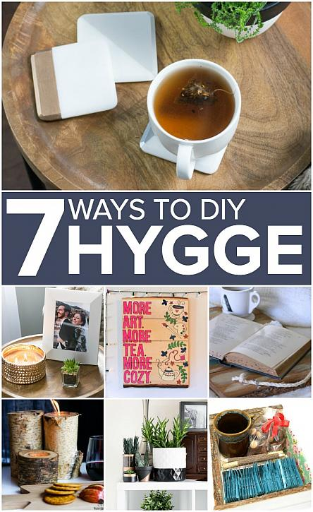 7 Ways to DIY Hygge Into Your Lifestyle