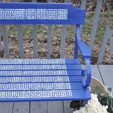 DIY Outdoor Bench Makeover