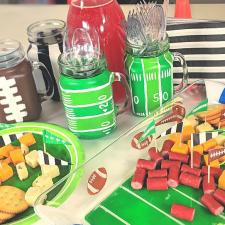 5 Touchdown Party Planning Tips