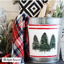 DIY Outdoor Christmas Decor